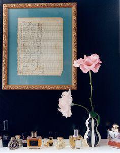 like the framed 'art'