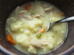 Bloatal Recall: Chicken and Dumplings