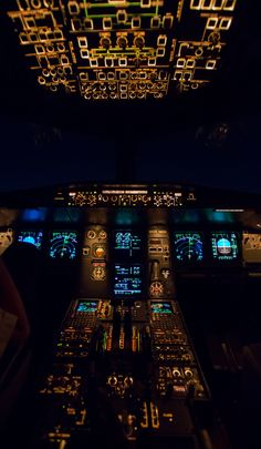 Airbus Cockpit A321