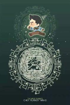 The Maze Runner Minho