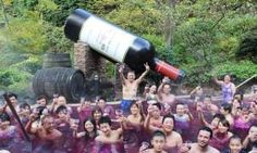Winos will love this spa where you can literally bathe in Merlot - Posted on Roadtrippers.com!