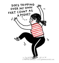 This used to be me. http://thezumbamommy.blogspot.com/2013/07/the-genesis-of-zumba-mommy.html