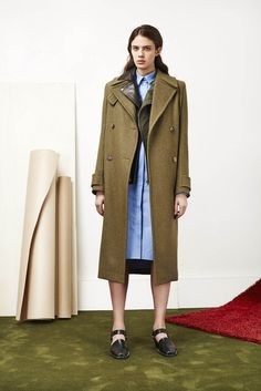 Each x Other | Pre-Fall 2016 Collection | Vogue Runway