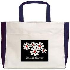 Social Worker Tote Bag http://www.cafepress.com/gailgabel.1003264135