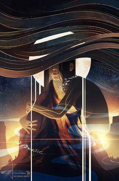 Illustrations by kelogsloops - ego-alterego.com