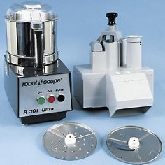 Robot Coupe R301U Commercial Standard Food Processor  312 Qt Stainless Steel Bowl -- Click for Special Deals  #FoodProcessors
