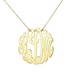 monogram necklace | ... %2Bny-charm-chain-necklaces-medium-lace-monogram-necklace-gold.jpg