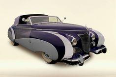 1948 Cadillac Series 62 Cabriolet Custom