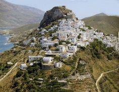 SKYROS ISLAND GREECE .
