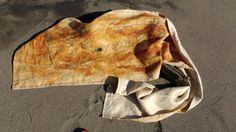 The Rusty  Whale Fine Linen and Ahimsa Peace Silk by SheGathers