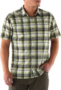 Every dad needs a plaid shirt. It's part of the required dad uniform. Kuhl Instagatr Shirt