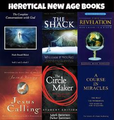 The End Time: Heretical New Age books being promoted as Christian (and Christians are buying them)