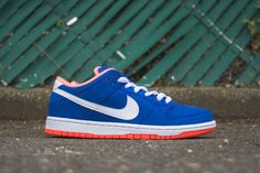 #Nike SB Dunk Low Pro - Bright Mango #sneakers