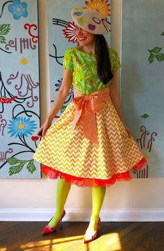 Cassie Stephens: DIY: A Marker-Tastic Art Teacherin' Dress