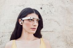Google présente ses nouvelles Google Glass