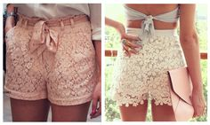 Lovely lace for Spring/Summer 2012 |
