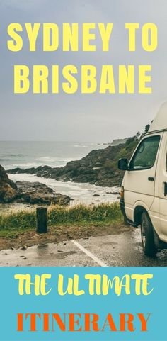 Planning a road trip in Australia? In this travel guide you will find the ultimate itinerary for a road trip between Sydney and Brisbane with stops at Lake Macquarie, Port Macquarie, Hunter Valley, Gold Coast,  Byron Bay and more