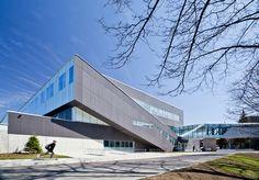 School Design // Interior Design Barrie - Architecture Design Orillia // Ted Handy and Associates Inc., Architect