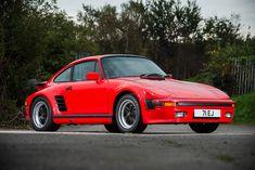 1989 Porsche 911 (930) Turbo 'Flachbau' - Silverstone Auctions 1989 Porsche 911, Porsche 930 Turbo, 911 Turbo, Porsche Cars, Ferdinand Porsche, Sport Cars, Cars And Motorcycles, Dream Cars, Ferrari