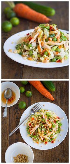 salads on Pinterest | Salad, Rice Noodle Salads and Noodle Salads