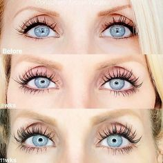 How to get long lashes: Apply Lash Boost serum across eye lids every night before bed. Then go to sleep! It's that easy! Get longer-looking, fuller-looking, and thicker-looking lashes! Longer Eyelashes, Fake Eyelashes, Long Lashes, Natural Eyelashes, Natural Hair, Unblemish Rodan And Fields, Rodan Fields Lash Boost, Lash Boost Serum, Get Thicker Hair