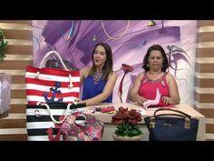 Mulher.com - 29/12/2016 - Bolsa de praia - Jully Malzoni PT1 - YouTube