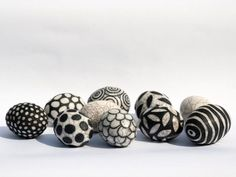 beads by Shirley van der Veldt