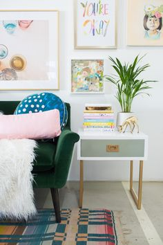 Oh Joy for Target side table