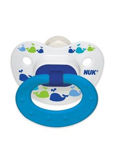 Marrakesh & Whales Orthodontic Pacifier | NUK