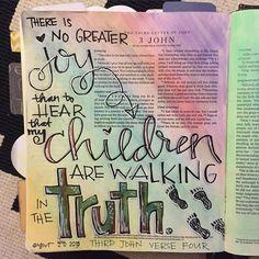 christy fae @christyfae_creates Instagram photos | Websta Bible Study Journal, Scripture Study, Bible Art, Book Journal, Art Journaling, Journals, Bible Prayers, Bible Scriptures, Bible Quotes