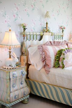 Sharing my visit to the MacKenzie-Childs headquarters, my personal nostalgia with the brand and what a visit to their whimsical farmhouse looks like!