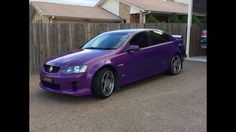 2007 VE SS Holden Commodore