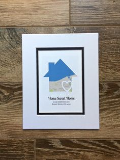 home sweet home personalized map art family home decor gifts for grandparents custom wall decor christmas gift - Personalized Home Decor