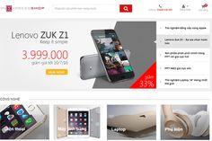 VnExpress ra mắt trang thương mại điện tử bán hàng trực tuyến với các dòng sản phẩm điện thoại, máy tính bảng, máy vi tính, laptop, phụ kiện công nghệ...