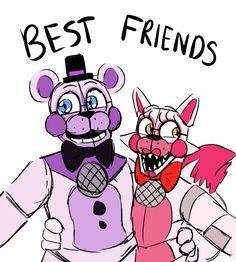 "monsterkitties: "" BEST FRIENDS! """