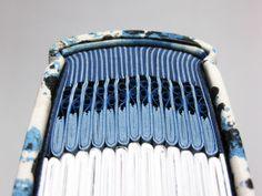 Este es un blog donde muestro mis trabajos e historias relacionados con la encuadernación.<br> This is a blog where I show my work and stories related to the binding.<br> Ceci est un blog où je montre mon travail et les histoires liées à la reliure.