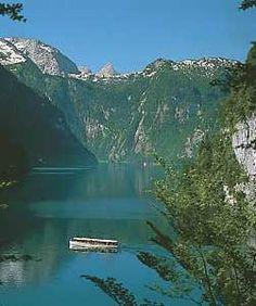 Germany 2012 Lake Konigsee