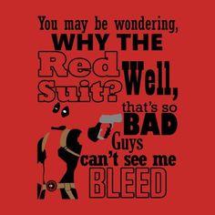 Deadpool quote