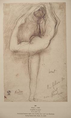Rodin  https://picasaweb.google.com/116785872448386935525/DrawingGesturalStudies