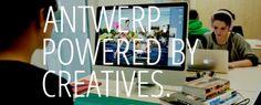 ANTWERP. powered by creatives.
