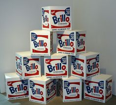 Andy Warhol, Brillo Boxes