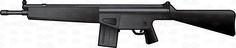 Side Profile Of A Nato Battle Rifle #accelerator #acceleratorpedal #ammo #arm #armament #artillery #barrel #bullet #bullets #cartridge #casing #combat #crackshot #discharge #firearm #firing #firingoff #gas #gaspedal #gun #gundown #gunman #gunslinger #heavyweapon #Heckler&Koch #hitman #hitman #magazine #marksman #mediumrifle #military #repeating #rifle #sharpshooter #shoot #shooter #sight #singleloader #sniper #specialforces #throttle #triggerman #weapon #weaponsystem #vector #clipart #stock