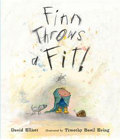 Finn Throws a Fit David Elliott