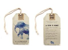 ELEPHANT - Ceramic Store by Alice Bouchardon, via Behance