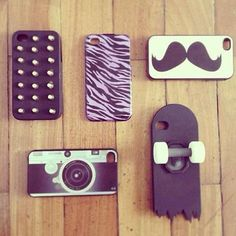 All of these are awesome!! The way they did the skateboard case is so cool!! :)❤️