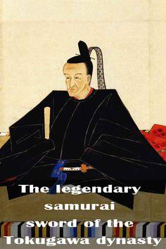 The legendary samurai sword of the Tokugawa dynasty - Trivota