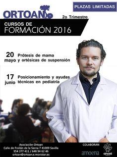 ORTOAN Formación Continuada Ortoprtésica 2º trimestre 2016 - Artículos de Ortopedia