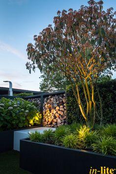 Levend groen | Border | Tuinverlichting | Buitenspot MINI SCOPE | 12V | Inspiratie