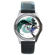 Dust: An Elysian Tail Leather Wrist Watches New