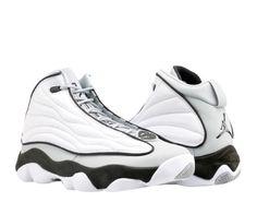 75098e69866 Nike 407285-013 : Jordan Men's Pro Strong Wolf Grey/Black/White Basketball  Shoe (8.5 D(M) US)